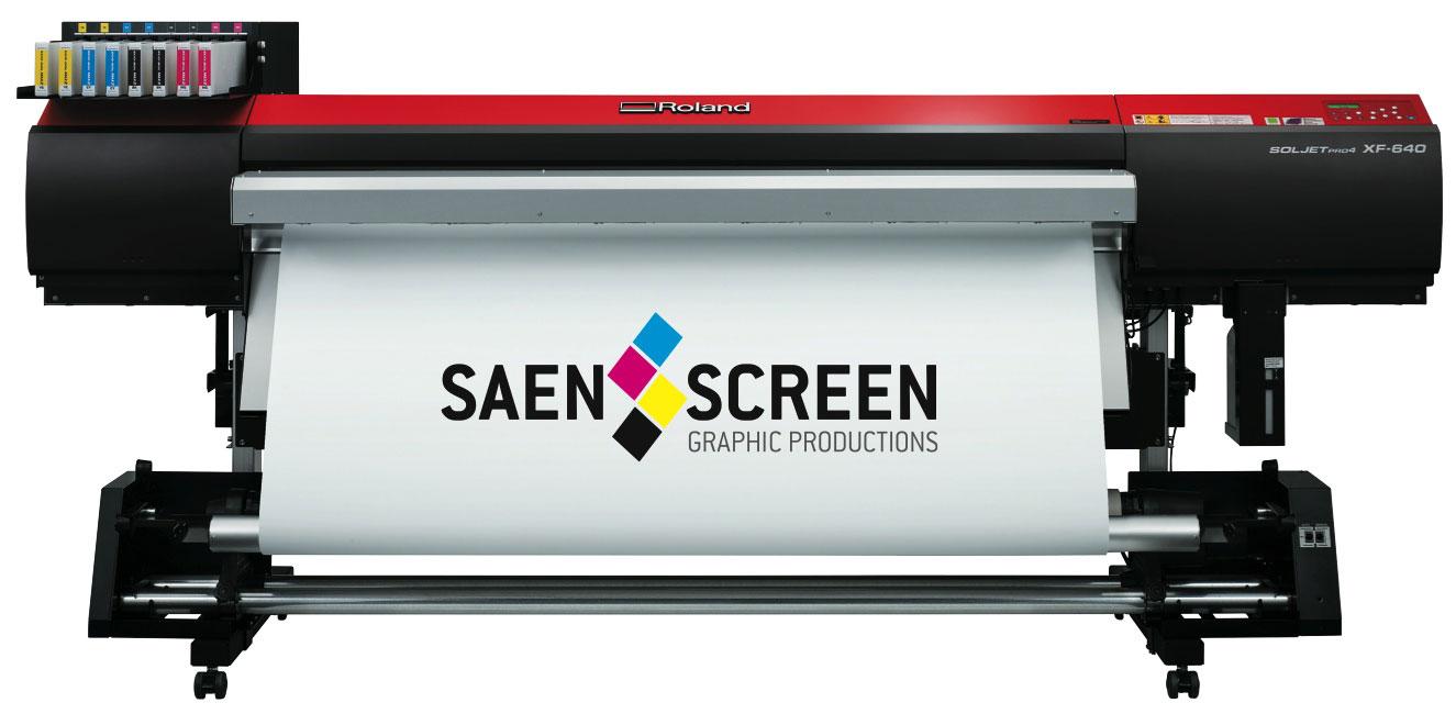 Saenscreen