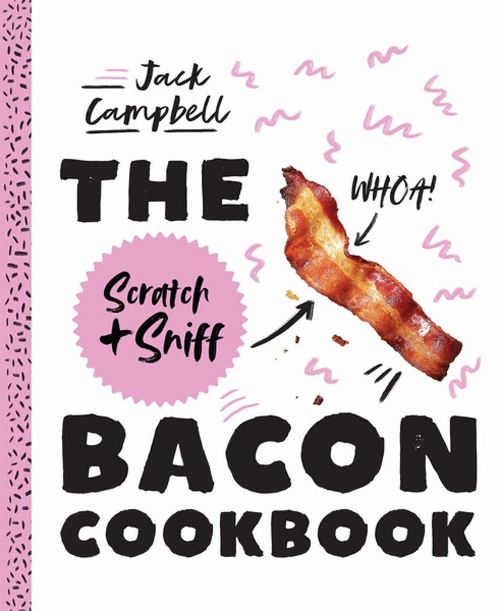 Geur inkt kook boek